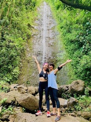 緑豊かなマノアの滝でリフレッシュ!!_c0187025_06203329.jpg