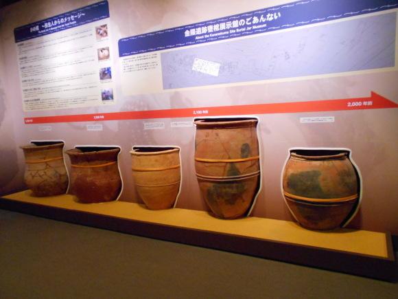 金隈弥生遺跡は 卑弥呼の時代まで六百年間継続し、136 体の人骨が出土_a0237545_17430714.jpg