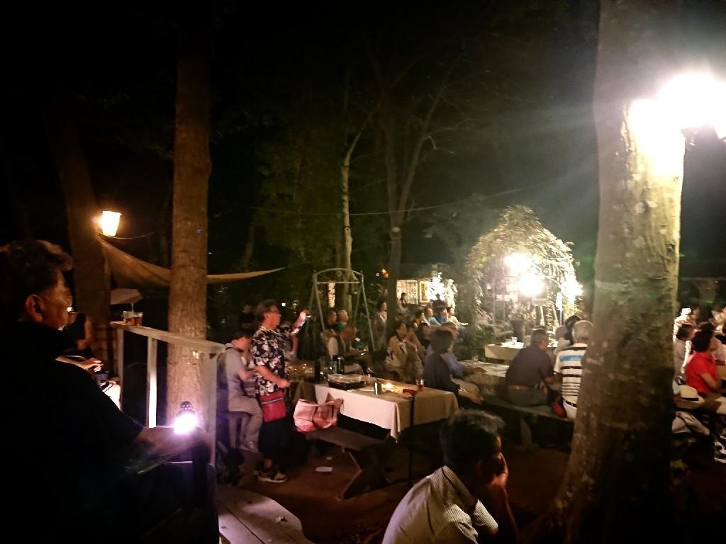青山邸「Summer Night Jazz」_f0323446_10092872.jpg
