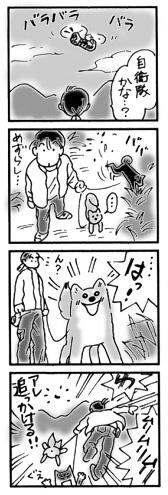 2004年11月5日のシバツレ漫画_b0057675_22270244.jpg