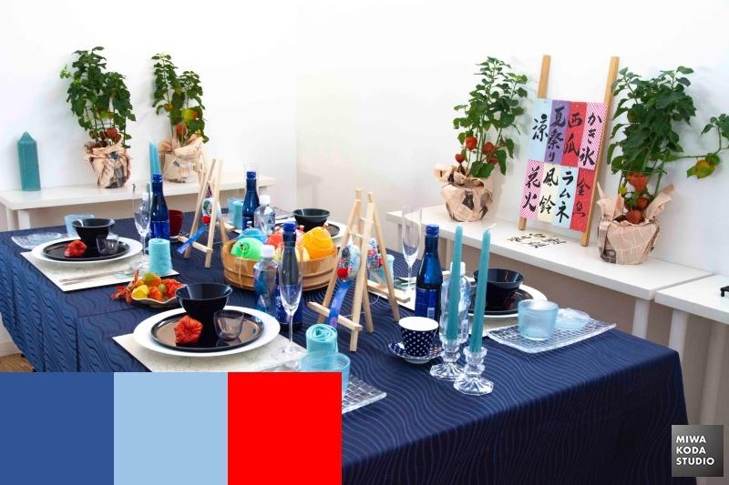 September 9, 2019 お祭りの色  Festival Color_a0307186_02265670.jpg