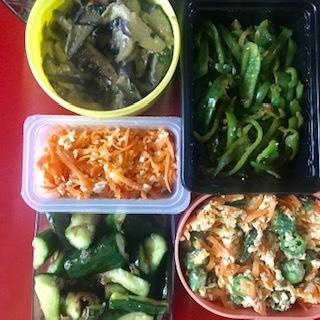 週末は平日用野菜のつくりおき_c0031486_15143692.jpg