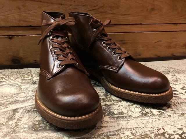 9月11日(水)マグネッツ大阪店ヴィンテージ入荷!!#4  Boots & LeatherShoes編!! RED WING#767 & U.S.A.A.F ServiceShoes、NOS!!_c0078587_14443075.jpg