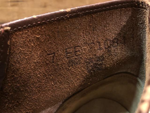 9月11日(水)マグネッツ大阪店ヴィンテージ入荷!!#4  Boots & LeatherShoes編!! RED WING#767 & U.S.A.A.F ServiceShoes、NOS!!_c0078587_14444991.jpg