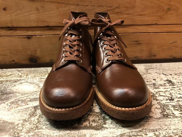9月11日(水)マグネッツ大阪店ヴィンテージ入荷!!#4  Boots & LeatherShoes編!! RED WING#767 & U.S.A.A.F ServiceShoes、NOS!!_c0078587_14454477.jpg