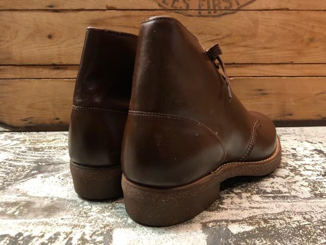 9月11日(水)マグネッツ大阪店ヴィンテージ入荷!!#4  Boots & LeatherShoes編!! RED WING#767 & U.S.A.A.F ServiceShoes、NOS!!_c0078587_1446037.jpg