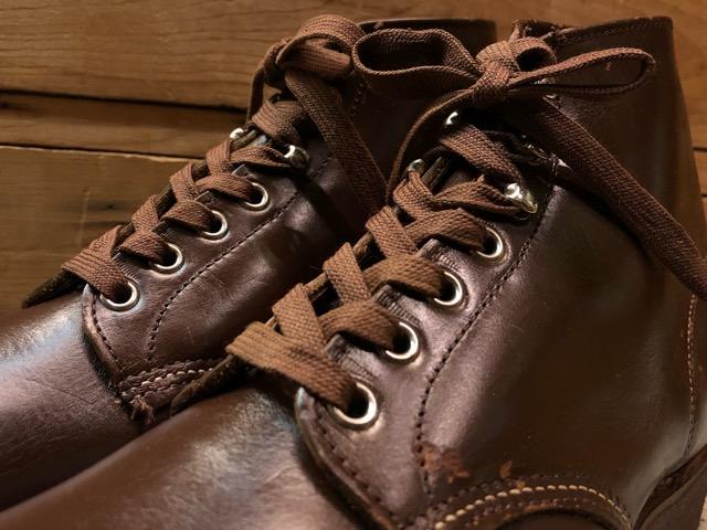 9月11日(水)マグネッツ大阪店ヴィンテージ入荷!!#4  Boots & LeatherShoes編!! RED WING#767 & U.S.A.A.F ServiceShoes、NOS!!_c0078587_1446484.jpg