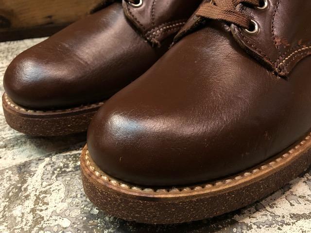 9月11日(水)マグネッツ大阪店ヴィンテージ入荷!!#4  Boots & LeatherShoes編!! RED WING#767 & U.S.A.A.F ServiceShoes、NOS!!_c0078587_14465648.jpg