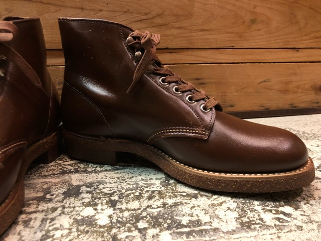 9月11日(水)マグネッツ大阪店ヴィンテージ入荷!!#4  Boots & LeatherShoes編!! RED WING#767 & U.S.A.A.F ServiceShoes、NOS!!_c0078587_14471036.jpg