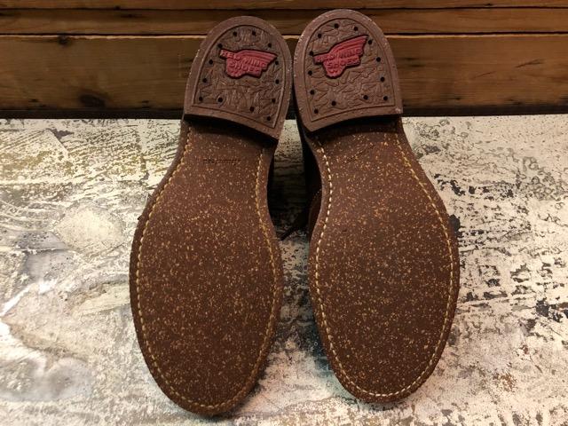 9月11日(水)マグネッツ大阪店ヴィンテージ入荷!!#4  Boots & LeatherShoes編!! RED WING#767 & U.S.A.A.F ServiceShoes、NOS!!_c0078587_14473647.jpg