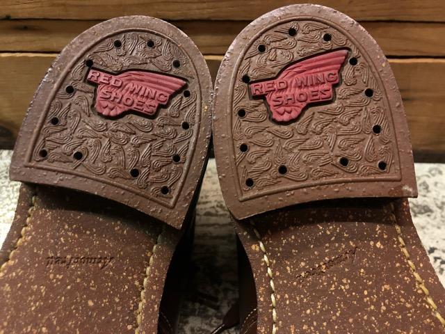 9月11日(水)マグネッツ大阪店ヴィンテージ入荷!!#4  Boots & LeatherShoes編!! RED WING#767 & U.S.A.A.F ServiceShoes、NOS!!_c0078587_1448249.jpg
