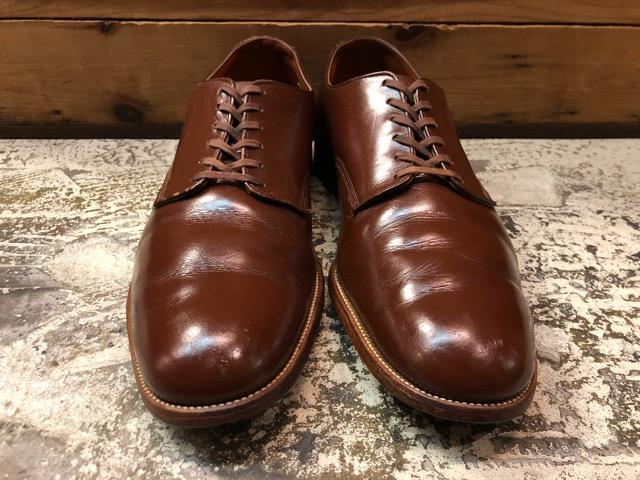9月11日(水)マグネッツ大阪店ヴィンテージ入荷!!#4  Boots & LeatherShoes編!! RED WING#767 & U.S.A.A.F ServiceShoes、NOS!!_c0078587_15111182.jpg