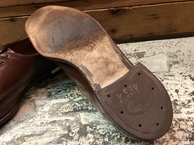 9月11日(水)マグネッツ大阪店ヴィンテージ入荷!!#4  Boots & LeatherShoes編!! RED WING#767 & U.S.A.A.F ServiceShoes、NOS!!_c0078587_15113650.jpg