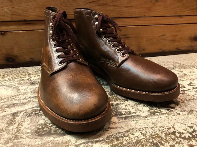9月11日(水)マグネッツ大阪店ヴィンテージ入荷!!#4  Boots & LeatherShoes編!! RED WING#767 & U.S.A.A.F ServiceShoes、NOS!!_c0078587_1513187.jpg
