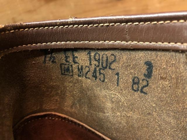 9月11日(水)マグネッツ大阪店ヴィンテージ入荷!!#4  Boots & LeatherShoes編!! RED WING#767 & U.S.A.A.F ServiceShoes、NOS!!_c0078587_1514699.jpg
