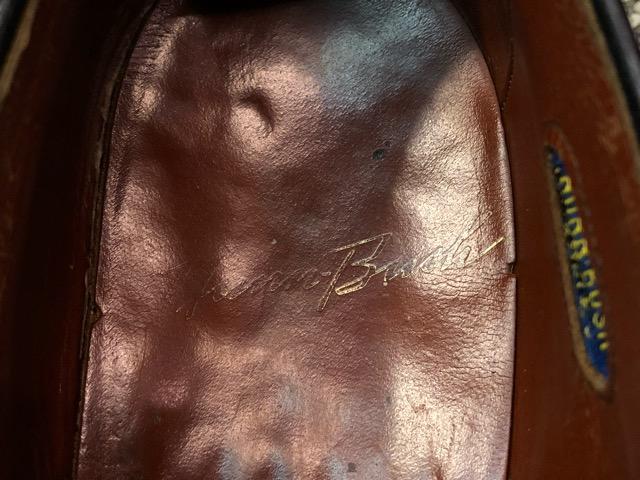 9月11日(水)マグネッツ大阪店ヴィンテージ入荷!!#4  Boots & LeatherShoes編!! RED WING#767 & U.S.A.A.F ServiceShoes、NOS!!_c0078587_15175533.jpg