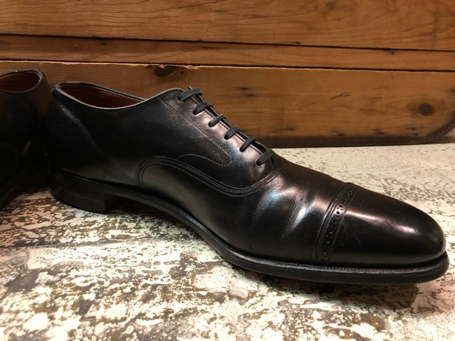 9月11日(水)マグネッツ大阪店ヴィンテージ入荷!!#4  Boots & LeatherShoes編!! RED WING#767 & U.S.A.A.F ServiceShoes、NOS!!_c0078587_1520076.jpg