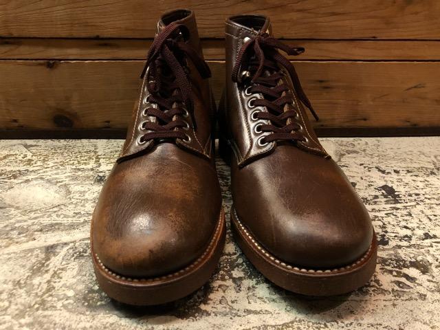 9月11日(水)マグネッツ大阪店ヴィンテージ入荷!!#4  Boots & LeatherShoes編!! RED WING#767 & U.S.A.A.F ServiceShoes、NOS!!_c0078587_1521567.jpg