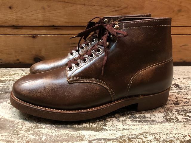 9月11日(水)マグネッツ大阪店ヴィンテージ入荷!!#4  Boots & LeatherShoes編!! RED WING#767 & U.S.A.A.F ServiceShoes、NOS!!_c0078587_1522297.jpg