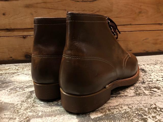 9月11日(水)マグネッツ大阪店ヴィンテージ入荷!!#4  Boots & LeatherShoes編!! RED WING#767 & U.S.A.A.F ServiceShoes、NOS!!_c0078587_1523189.jpg