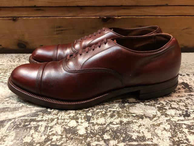 9月11日(水)マグネッツ大阪店ヴィンテージ入荷!!#4  Boots & LeatherShoes編!! RED WING#767 & U.S.A.A.F ServiceShoes、NOS!!_c0078587_15232278.jpg