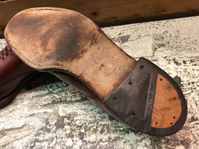 9月11日(水)マグネッツ大阪店ヴィンテージ入荷!!#4  Boots & LeatherShoes編!! RED WING#767 & U.S.A.A.F ServiceShoes、NOS!!_c0078587_15234163.jpg