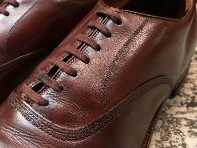 9月11日(水)マグネッツ大阪店ヴィンテージ入荷!!#4  Boots & LeatherShoes編!! RED WING#767 & U.S.A.A.F ServiceShoes、NOS!!_c0078587_1523532.jpg