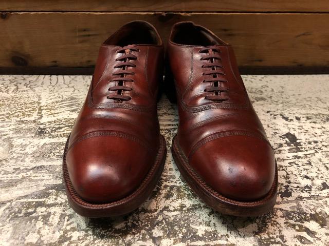 9月11日(水)マグネッツ大阪店ヴィンテージ入荷!!#4  Boots & LeatherShoes編!! RED WING#767 & U.S.A.A.F ServiceShoes、NOS!!_c0078587_1523988.jpg