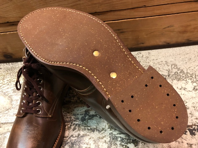 9月11日(水)マグネッツ大阪店ヴィンテージ入荷!!#4  Boots & LeatherShoes編!! RED WING#767 & U.S.A.A.F ServiceShoes、NOS!!_c0078587_152414.jpg