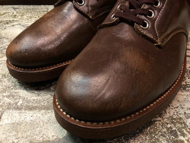 9月11日(水)マグネッツ大阪店ヴィンテージ入荷!!#4  Boots & LeatherShoes編!! RED WING#767 & U.S.A.A.F ServiceShoes、NOS!!_c0078587_1532334.jpg