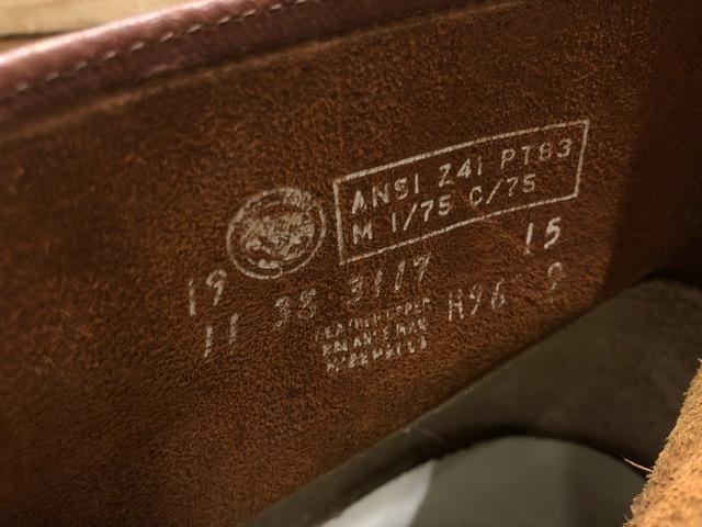 9月11日(水)マグネッツ大阪店ヴィンテージ入荷!!#4  Boots & LeatherShoes編!! RED WING#767 & U.S.A.A.F ServiceShoes、NOS!!_c0078587_1542879.jpg