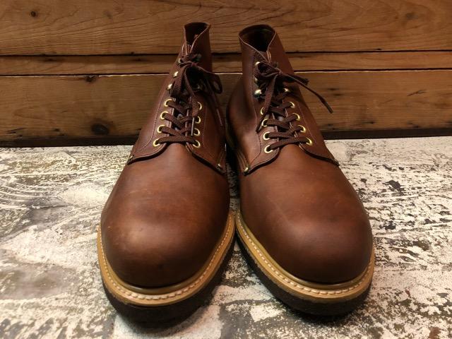 9月11日(水)マグネッツ大阪店ヴィンテージ入荷!!#4  Boots & LeatherShoes編!! RED WING#767 & U.S.A.A.F ServiceShoes、NOS!!_c0078587_1545563.jpg