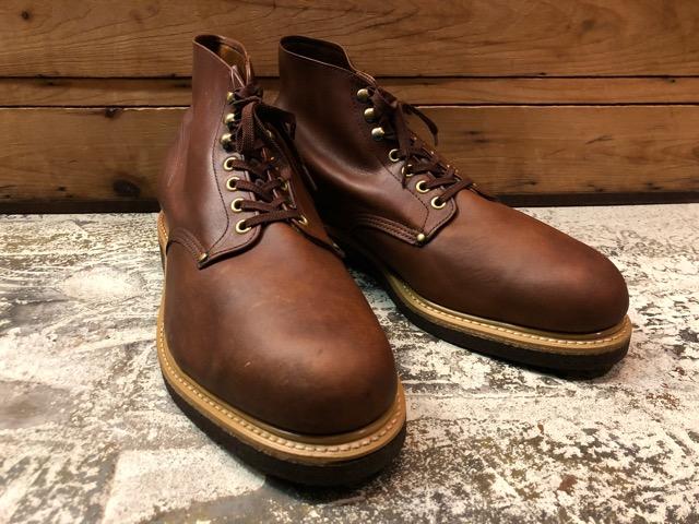9月11日(水)マグネッツ大阪店ヴィンテージ入荷!!#4  Boots & LeatherShoes編!! RED WING#767 & U.S.A.A.F ServiceShoes、NOS!!_c0078587_154679.jpg