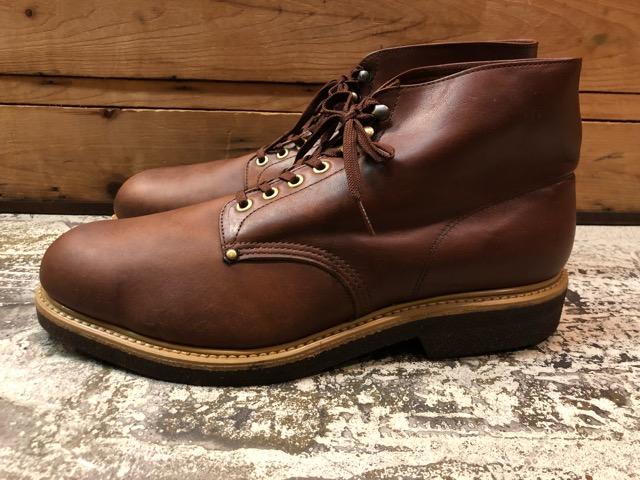 9月11日(水)マグネッツ大阪店ヴィンテージ入荷!!#4  Boots & LeatherShoes編!! RED WING#767 & U.S.A.A.F ServiceShoes、NOS!!_c0078587_1552063.jpg