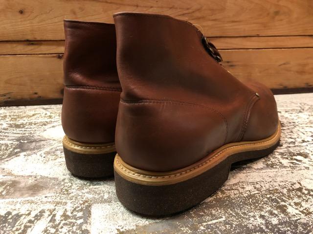 9月11日(水)マグネッツ大阪店ヴィンテージ入荷!!#4  Boots & LeatherShoes編!! RED WING#767 & U.S.A.A.F ServiceShoes、NOS!!_c0078587_1552793.jpg