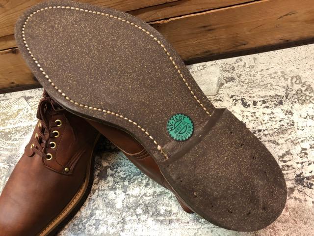 9月11日(水)マグネッツ大阪店ヴィンテージ入荷!!#4  Boots & LeatherShoes編!! RED WING#767 & U.S.A.A.F ServiceShoes、NOS!!_c0078587_1554289.jpg