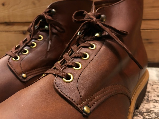 9月11日(水)マグネッツ大阪店ヴィンテージ入荷!!#4  Boots & LeatherShoes編!! RED WING#767 & U.S.A.A.F ServiceShoes、NOS!!_c0078587_1555926.jpg