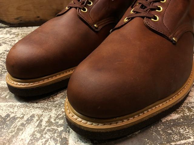 9月11日(水)マグネッツ大阪店ヴィンテージ入荷!!#4  Boots & LeatherShoes編!! RED WING#767 & U.S.A.A.F ServiceShoes、NOS!!_c0078587_1562516.jpg