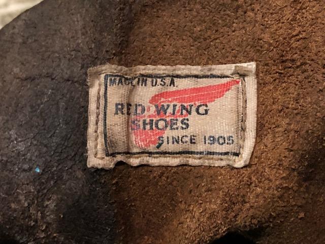 9月11日(水)マグネッツ大阪店ヴィンテージ入荷!!#4  Boots & LeatherShoes編!! RED WING#767 & U.S.A.A.F ServiceShoes、NOS!!_c0078587_1572372.jpg