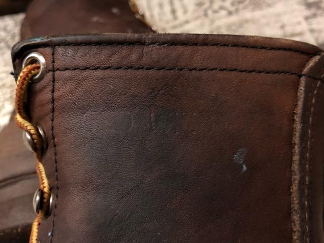 9月11日(水)マグネッツ大阪店ヴィンテージ入荷!!#4  Boots & LeatherShoes編!! RED WING#767 & U.S.A.A.F ServiceShoes、NOS!!_c0078587_1573314.jpg