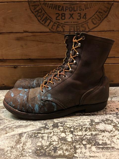 9月11日(水)マグネッツ大阪店ヴィンテージ入荷!!#4  Boots & LeatherShoes編!! RED WING#767 & U.S.A.A.F ServiceShoes、NOS!!_c0078587_1581030.jpg