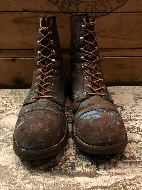 9月11日(水)マグネッツ大阪店ヴィンテージ入荷!!#4  Boots & LeatherShoes編!! RED WING#767 & U.S.A.A.F ServiceShoes、NOS!!_c0078587_158131.jpg