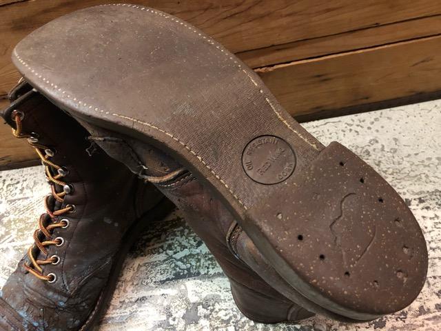 9月11日(水)マグネッツ大阪店ヴィンテージ入荷!!#4  Boots & LeatherShoes編!! RED WING#767 & U.S.A.A.F ServiceShoes、NOS!!_c0078587_1582712.jpg
