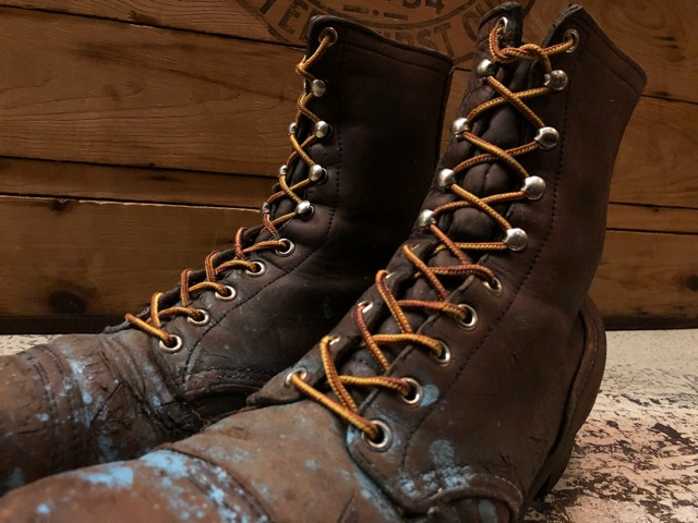 9月11日(水)マグネッツ大阪店ヴィンテージ入荷!!#4  Boots & LeatherShoes編!! RED WING#767 & U.S.A.A.F ServiceShoes、NOS!!_c0078587_1584577.jpg