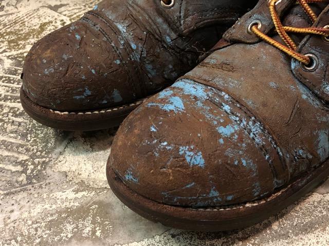 9月11日(水)マグネッツ大阪店ヴィンテージ入荷!!#4  Boots & LeatherShoes編!! RED WING#767 & U.S.A.A.F ServiceShoes、NOS!!_c0078587_1585470.jpg
