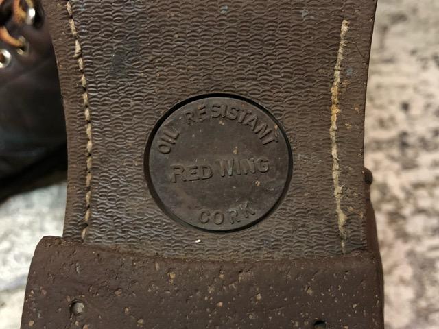 9月11日(水)マグネッツ大阪店ヴィンテージ入荷!!#4  Boots & LeatherShoes編!! RED WING#767 & U.S.A.A.F ServiceShoes、NOS!!_c0078587_1591245.jpg