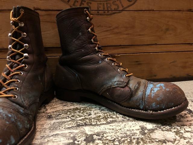 9月11日(水)マグネッツ大阪店ヴィンテージ入荷!!#4  Boots & LeatherShoes編!! RED WING#767 & U.S.A.A.F ServiceShoes、NOS!!_c0078587_1592952.jpg