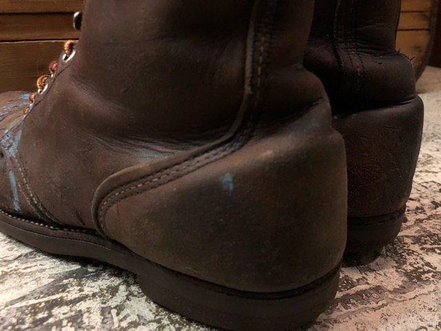 9月11日(水)マグネッツ大阪店ヴィンテージ入荷!!#4  Boots & LeatherShoes編!! RED WING#767 & U.S.A.A.F ServiceShoes、NOS!!_c0078587_159310.jpg