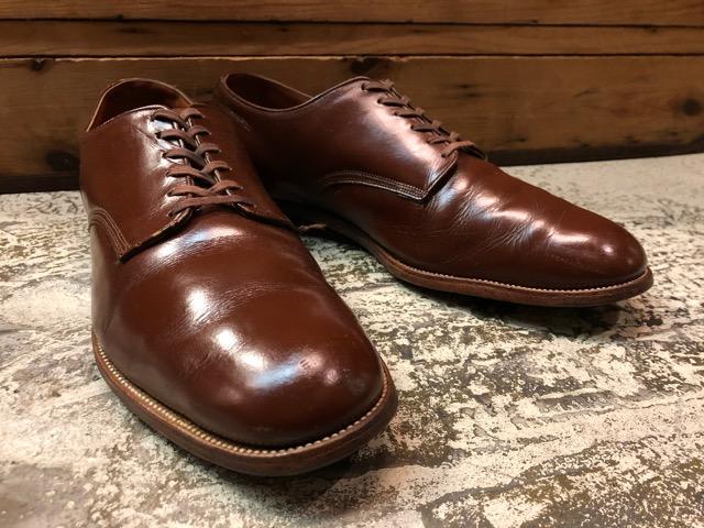 9月11日(水)マグネッツ大阪店ヴィンテージ入荷!!#4  Boots & LeatherShoes編!! RED WING#767 & U.S.A.A.F ServiceShoes、NOS!!_c0078587_159593.jpg