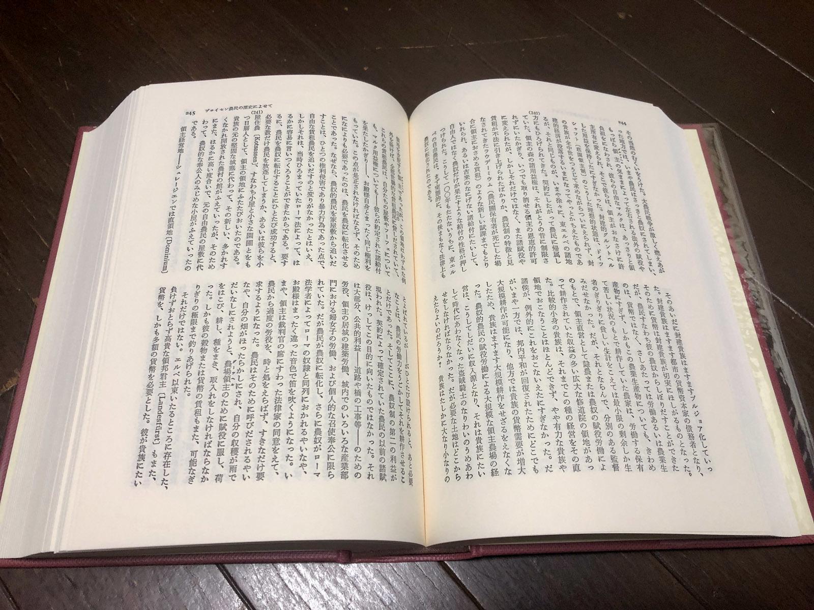 マルクス・エンゲルス全集を全巻読むことにした_e0367501_21312734.jpg